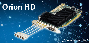 Matrox Orion HD